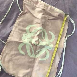 Loewe canvas bag