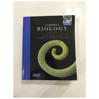 Campbell Biology 9th Edition Global