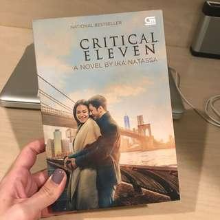 Critical Eleven - Novel