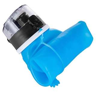 800ml Collapsible Silicone Travel Bottle (NEW)