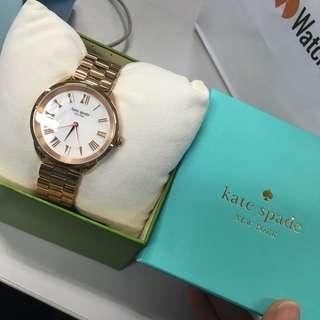 Kate Spade Watch gold rose gold
