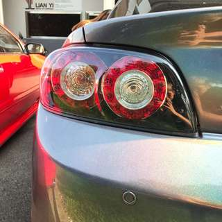 Fl Rx8 Tail Light