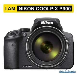 (Closed)bnib nikon coolpix p900
