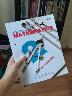 New Syllabus Mathematics 7th Edition Workbook 2