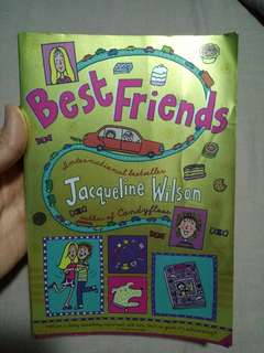 Best friends by Jacqueline Wilson