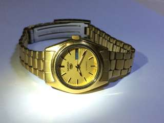 Vintage Seiko lady watch