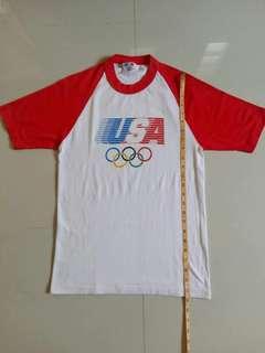 Vintage Levis Olympics