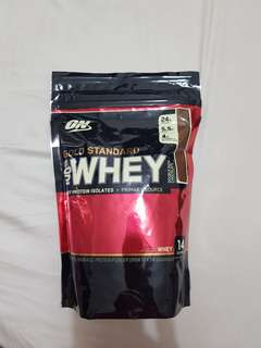 Optimum Nutrition Protein Powder (Double Chocolate Flavour) 454g