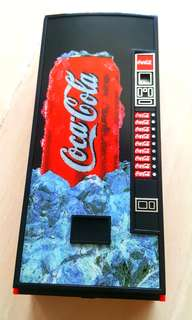 Brand new in the box Coca-Cola battery radio