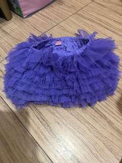 tutu warna ungu