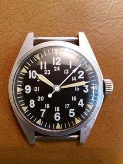 美軍陸戰隊軍錶。1969年