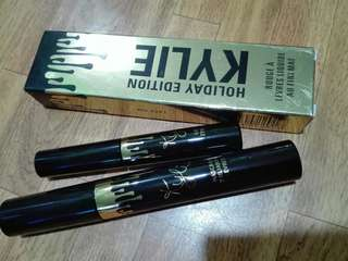 Kylie Mascara & liquid eyeliner set