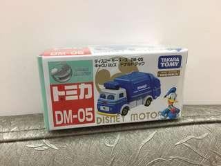 Takara Tomy Disney Motor Donald