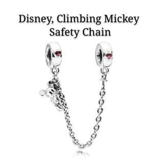 Disney, Climbing Mickey Safety Chain