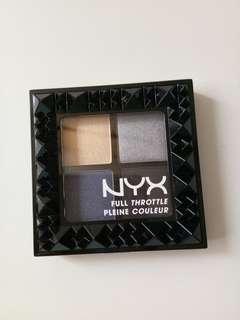 NYX shadow palette