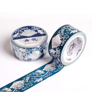 (PO) Porcelain Washi Tape