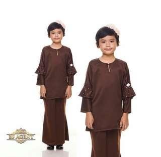 Kurung Uqasha Kanak-kanak
