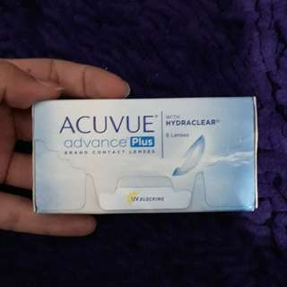 Acuvue Clear Softlens -0.75 Exp 2019/06