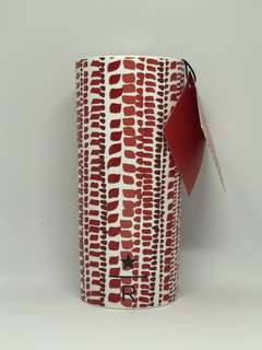 Starbucks Reserve Red Pattern Double Wall Ceramic Mug