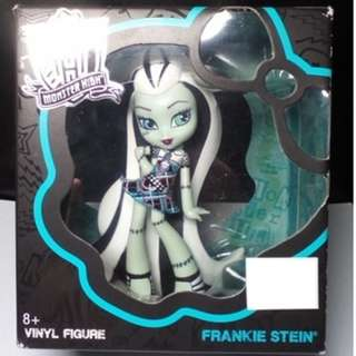 MONSTER HIGH Wave 1 Frankie Stein Vinyl Figure