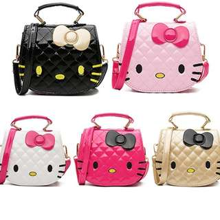 Hello Kitty Kids Sling Bag