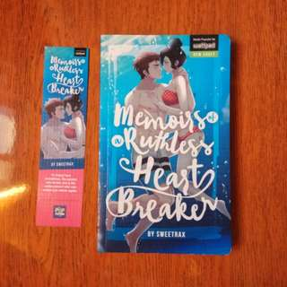 Wattpad Books - Memoirs of a Ruthless Heartbreaker