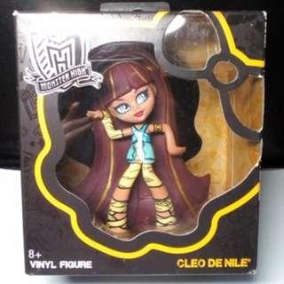MONSTER HIGH Wave 1 Cleo De Nile Vinyl Figure