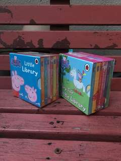 Peppa Pig: Little Library (New)