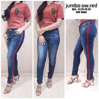 Jumbo ow red