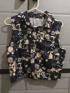 Susto Blouse and Skirt Pair