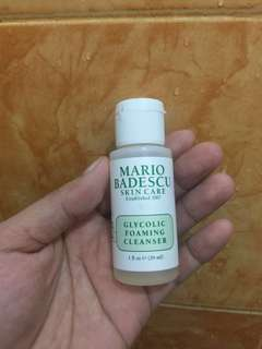 Glycolic Foaming Cleanser (travel size)