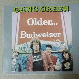 Music CD: Gang Green–Older... Budweiser - U.S. Hardcore/Punk - Metal Mind Records Reissue