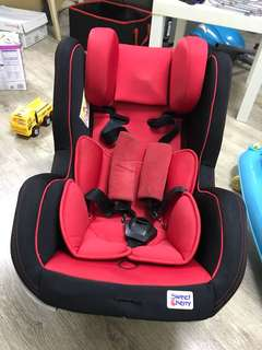 Sweet Cherry Car Seat (ISOFIX)