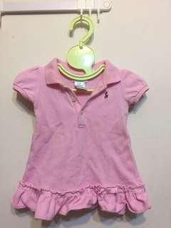 Ralph Lauren 女童洋裝3M