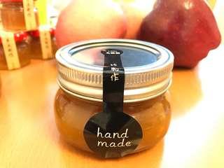 🍎蘋果手工果醬(肉桂)Apple Jam (cinnamon) (Net Weight: 150g)