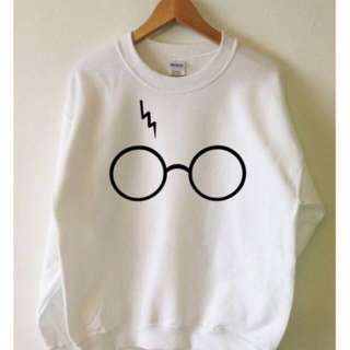 Sweater harrypotter 13