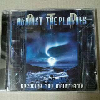 Music CD (Metal): ATP–Decoding The Mainframe