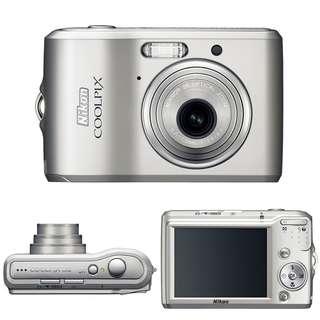 NIKON L16數位相機