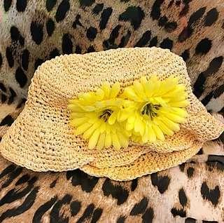 Summer straw hat 草帽