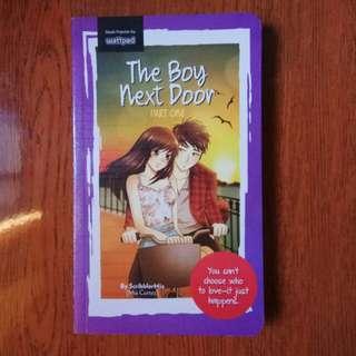 Wattpad Books - The Boy Next Door