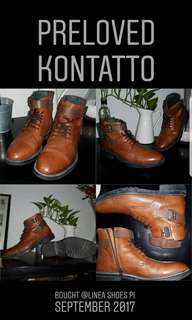 Kontatto boots not timberland redwing dr marten