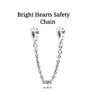 Bright Hearts Safety Chain