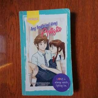 Wattpad Books - Ang Boyfriend Kong Artista