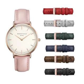 [PO]: Rosefield Minimalist Ladies Watch For $20
