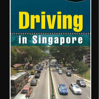 Mighty Mind - Driving in Singapore - BK2003