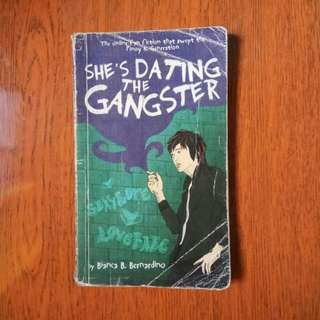 Wattpad Books - She's Dating The Gangster