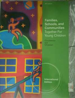 Families, Schools, and Communities Together for Young Children