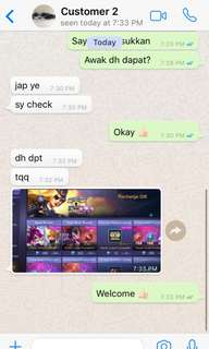 Feedback Diamond Mobile Legends