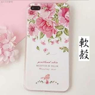 花 IPhone殼