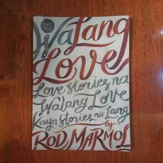 Tagalog Books - Love Stories na Walang Love kaya Stories Nalang